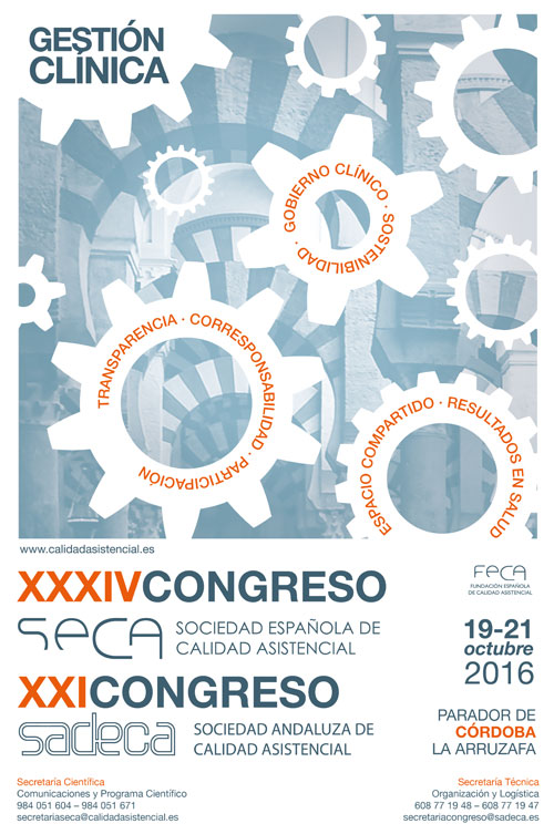 Cartel Congreso 2016