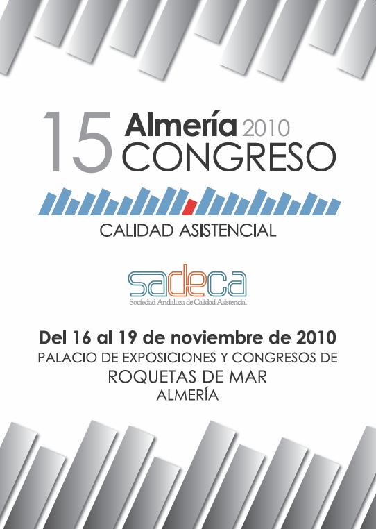 Cartel Congreso 2010